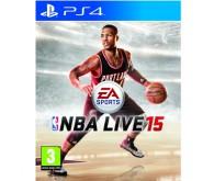 Игра для PS4 NBA Live 15, русская документация
