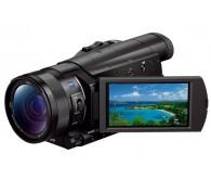 4K видеокамера Sony FDR-AX100E