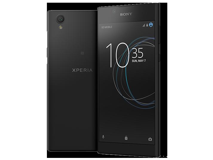 Смартфон Sony Xperia L1 Dual 16Gb Черный со скидкой