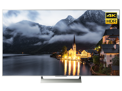 "Телевизор 55"" Sony KD-55XE9005 4K HDR Processor X1, TRILUMINOS, Android TV Черный со скидкой"