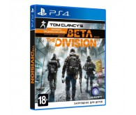 Игра PS4 Tom Clancy's The Division.Стандартное издание, русская версия