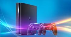 Получите контроллер DUALSHOK 4 при покупке консоли PS4