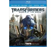 Диск Blu-ray 3D Трансформеры 3.Темная сторона Луны