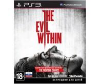 Игра для PS3 Evil Within, русские субтитры