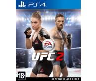 Игра для PS4 UFC 2, английская версия
