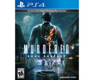 Игра для PS4 Murdered: Soul Suspect, русская версия