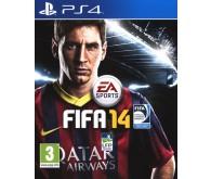 Игра для PS4 FIFA 14, русская документация