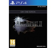 Игра для PS4 Final Fantasy XV. Day One Edition, Русские субтитры