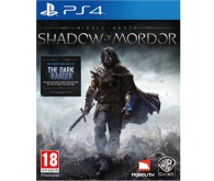 Игра для PS4 Средиземье: Тени Мордора, русские субтитры