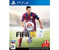 Игра для PS4 FIFA 15, русская версия