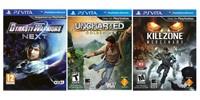 Игры для PS Vita