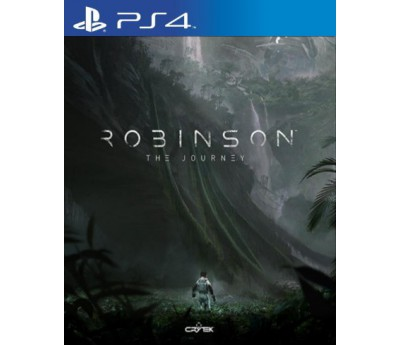Игра для PS4 Robinson: The Journey, только для VR, английская версия – цена и описание