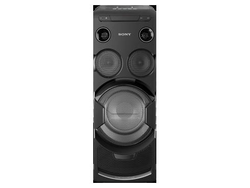 Музыкальный центр Sony MHC-V77DW Черный со скидкой