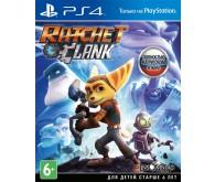 Игра для Sony PS4 Ratchet & Clank, русская версия