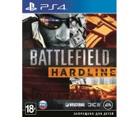 Игра для PS4 Battlefield Hardline, русская версия