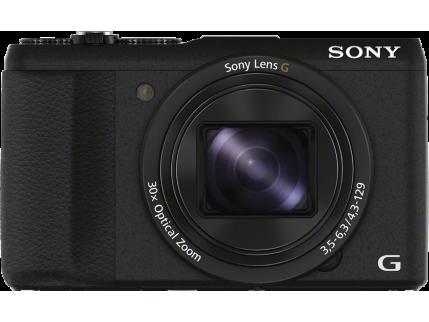 Фотокамера Sony Cyber-Shot DSC-HX60 Черный со скидкой