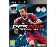 Игра для PS3 Pro Evolution Soccer 2015, русские субтитры
