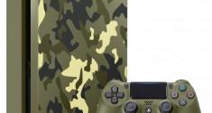 Sony выпустила эксклюзивную PlayStation 4 для фанатов игры Call of Duty: WWII