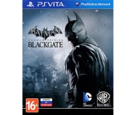 Игра для PS Vita Batman: Arkham Origins Blackgate, русские субтитры