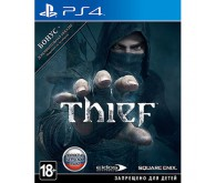Игра для PS4 Thief, русская версия