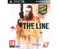 Игра для PS3 Spec Ops: the Line, русская документация