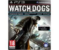 Игра для PS3 Watch Dogs Специальное издание, русская версия