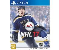 Игра для PS4 NHL 17 русские субтитры