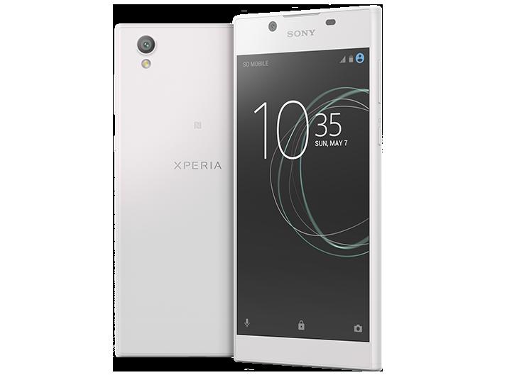 Смартфон Sony Xperia L1 Dual 16Gb Белый со скидкой