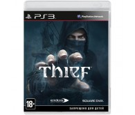 Игра для PS3 Thief [русская версия]