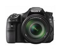 Фотокамера Sony Alpha SLT-A58M + объектив