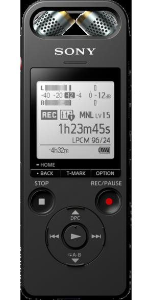 Диктофон Sony ICD-SX2000 Черный со скидкой