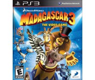 Игра для PS3 Мадагаскар 3