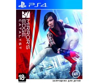 Игра для PS4 Mirror's Edge Catalyst, русская версия