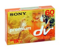 MiniDV кассета Sony DVM-60PR