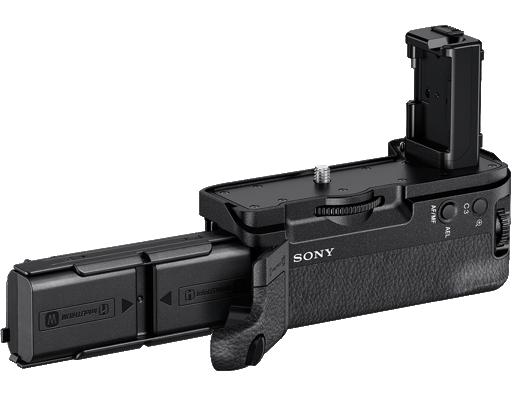 Вертикальная рукоятка Sony VG-C2EM для камеры α7II Черный со скидкой