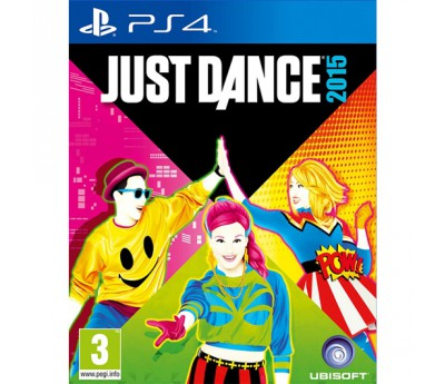 Игра для PS4 Just Dance 2015 PS Move, английская версия – цена и описание