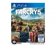 Игра для PS4 Far Cry 5, русская версия