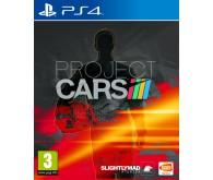 Игра для PS4 Project Cars, русские субтитры