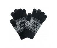 Шерстяные перчатки Beewin для емкостных дисплеев размер L