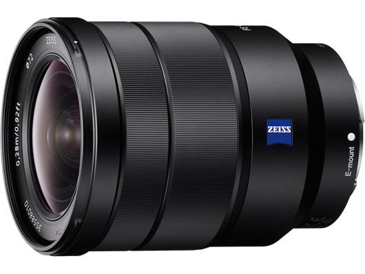 Объектив Sony Carl Zeiss 16-35mm f/4.0 Черный со скидкой