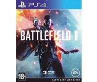 Игра для PS4 Battlefield 1 русская версия