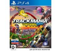 Игра для PS4 Trackmania Turbo, русская версия