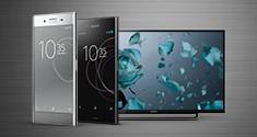 При покупке Xperia получите телевизор Sony Bravia в подарок