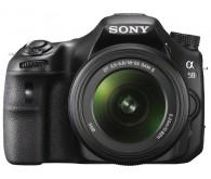 Фотокамера Sony Alpha SLT-A58K + объектив