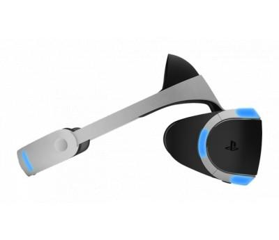 Очки виртуальной реальности Sony PlayStation VR купить в фирменном ... 7f6b6c7bd320d