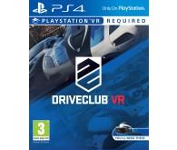 Игра для PS4 Driveclub, только для VR, русская версия