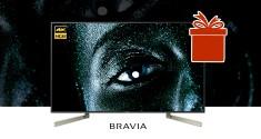 "Купите 4K телевизор BRAVIA и получите комплект от ""Триколор ТВ"""