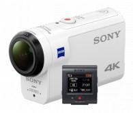 Видеокамера Sony Action Cam FDR-X3000R 4K, SteadyShot, Wi-Fi и GPS + пульт ДУ
