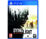 Игра для PS4 Dying Light, русские субтитры