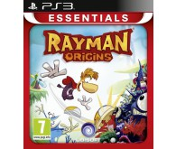 Игра для PS3 Rayman Origins (Essentials), русская документация